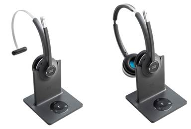 Cisco Headset 561 / 562 with Multi-Base